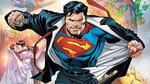 Supermans' Super Massages